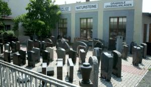 Naturstein – Gotha Bestattungsinstitut Gotha GmbH