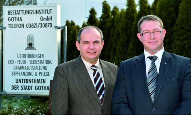 25 Jahre Bestattungsinstitut Gotha GmbH