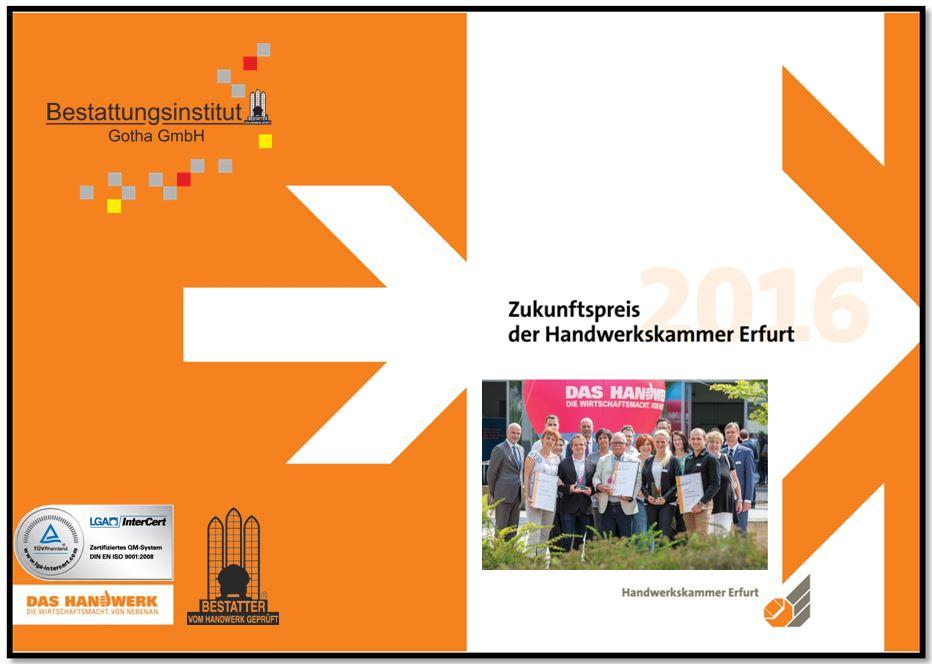 Zukunftspreis der HWK Erfurt