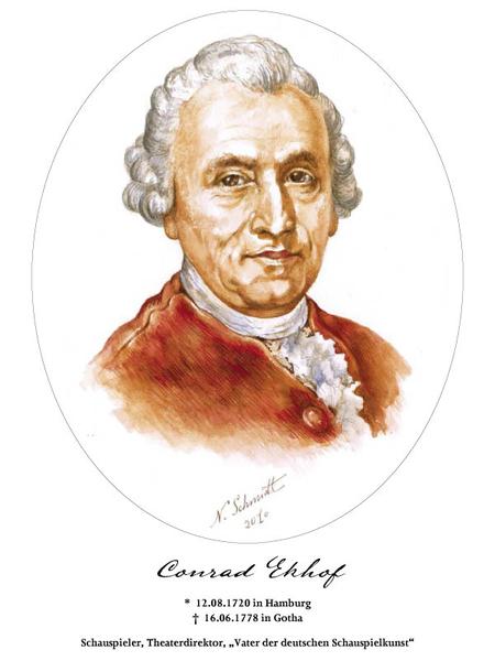 Hans Conrad Dietrich Ekhof