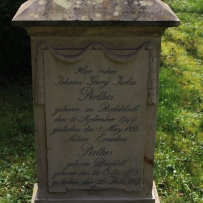 Johann Georg Justus Perthes